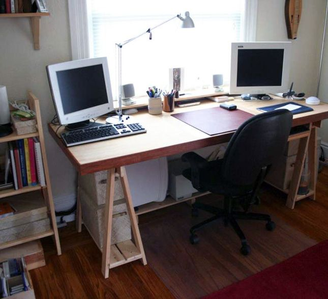 Workin It 15 Diy Desks You Can Build Diy Computer Desk Diy