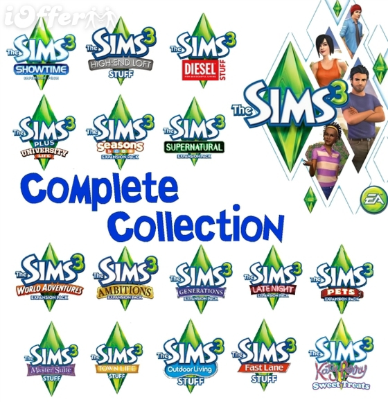 torrent the sims 3 complete collection