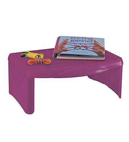 collapsible folding lap desk in pink hearthsong drrao rh pinterest fr