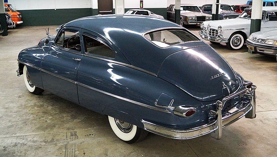 1950 Packard Club Sedan