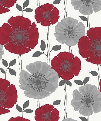 Fine Decor Poppie Wallpaper FD14866 - SAMPLE