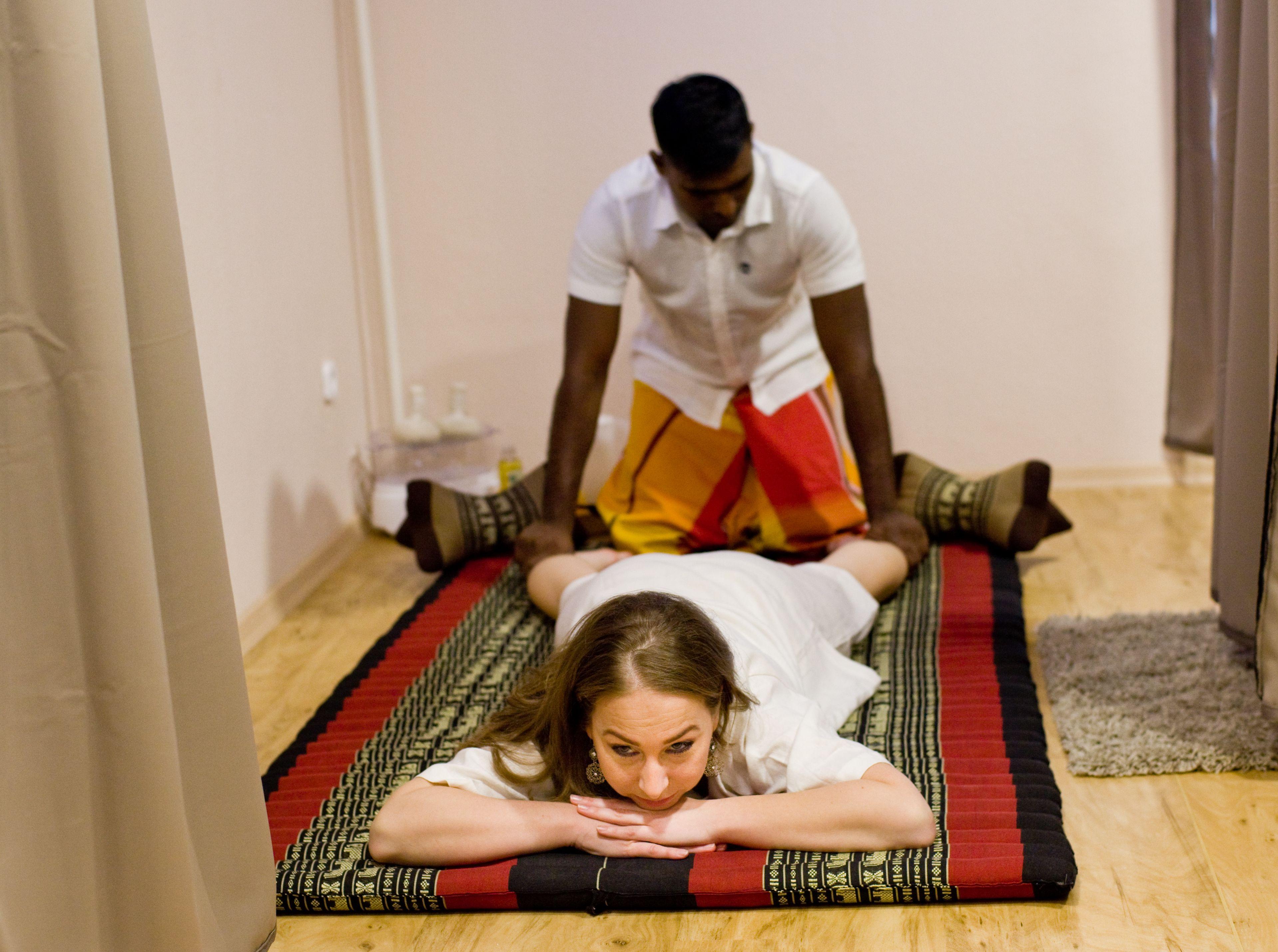 smile thai massage baan thai spa