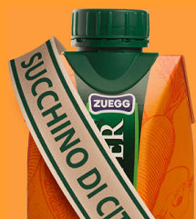 Concorso Zuegg vinci succhino di cittadinanza