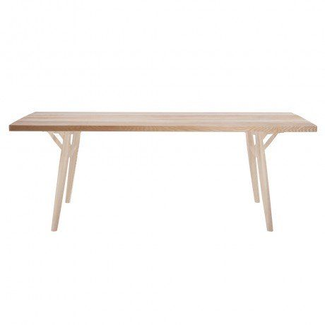 Ash Platform Dining Table