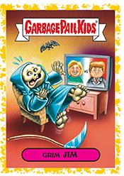 Pin On Gpk Garbage Pail Kids Garbage Pale Kids Garbage Parody Kids