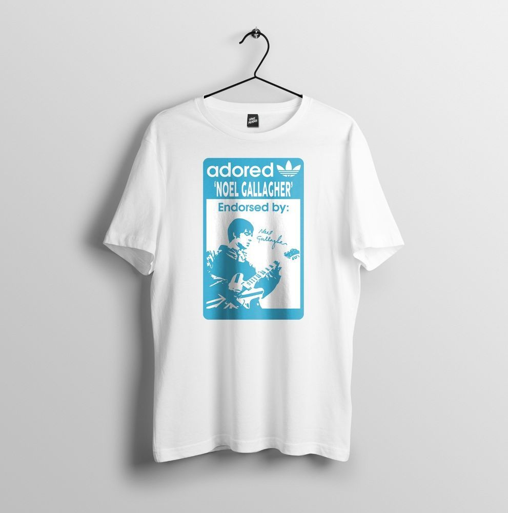 Noel Gallagher, Oasis, Adidas, Parody, Stan