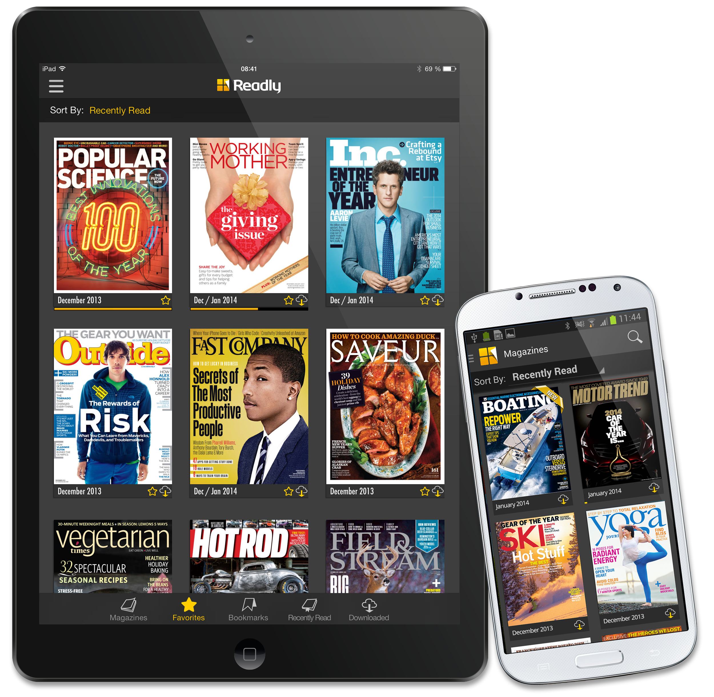 Readly is the perfect gift for readers  Unlimited magazines