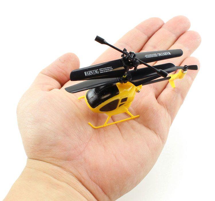 Syma S6 迷你耐摔可充電遙控直升機