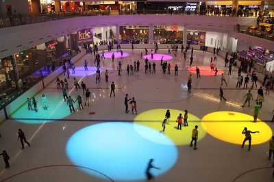 The Rink Located Within Jcube Shopping Centre Cool Down And Skate Your Night Away To Disco Lights And Music Activities In Singapore Singapore Fun Activities