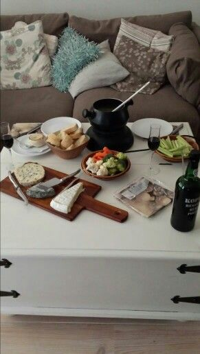 French cheese and Kope port reserve