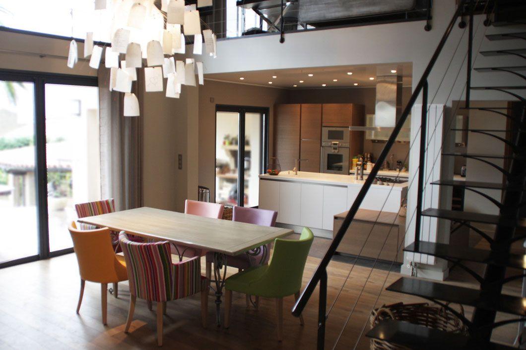 salle à manger campagne chic | Rêve d\'appartement | Pinterest