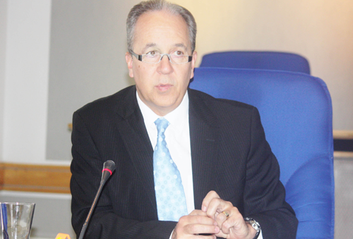 Namibia Minister of Public Enterprises Jooste on a mission to ensure SOE compliance