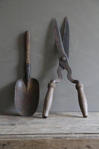 Oud Tuingereedschap Old Garden Tools Garden Tools Garden Tool