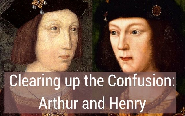 Photo of Arthur and Henry Tudor were brothers, so inevitably they looked alike. Today's…