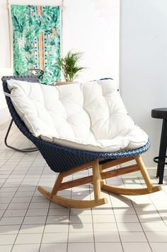 Image Result For Mbrace Rocking Chair By Dedon Rocking