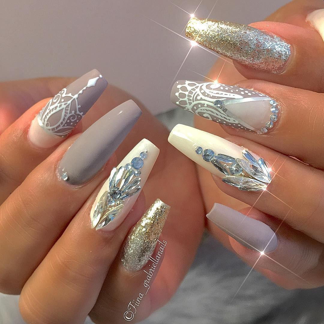 KHAYANDERSON | Nail fever | Pinterest | Nail nail, Make up and Nails ...