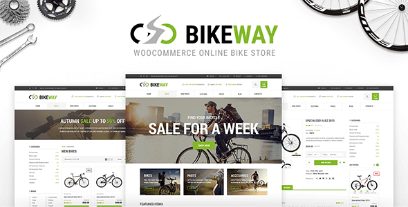 Download Bikeway - Sport Shop WooCommerce Theme Nulled Latest ...