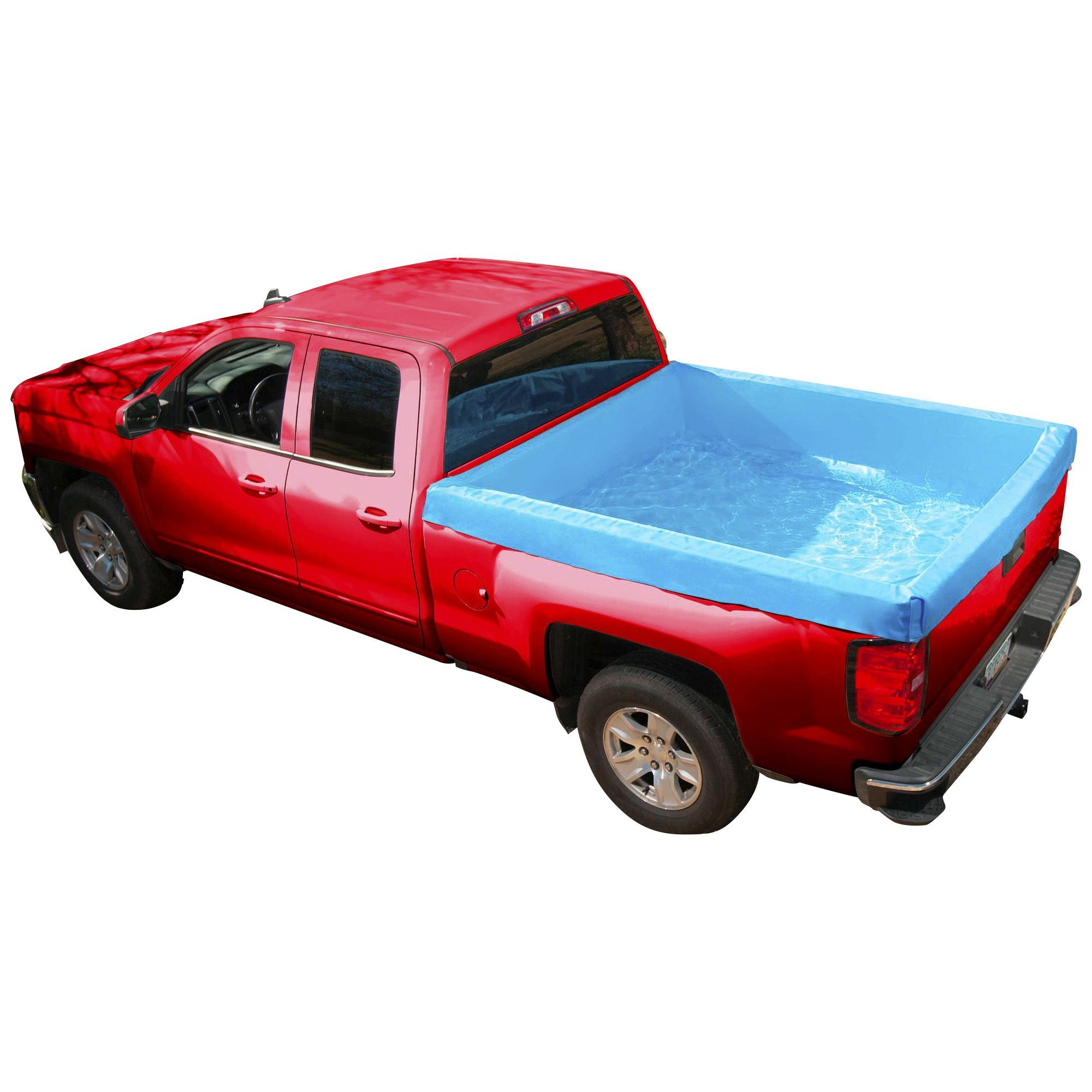 Fingerhut Bestway Payload 6 5 X 5 5 X 21 Pool Bestway Pool Liners Pickup Trucks Bed