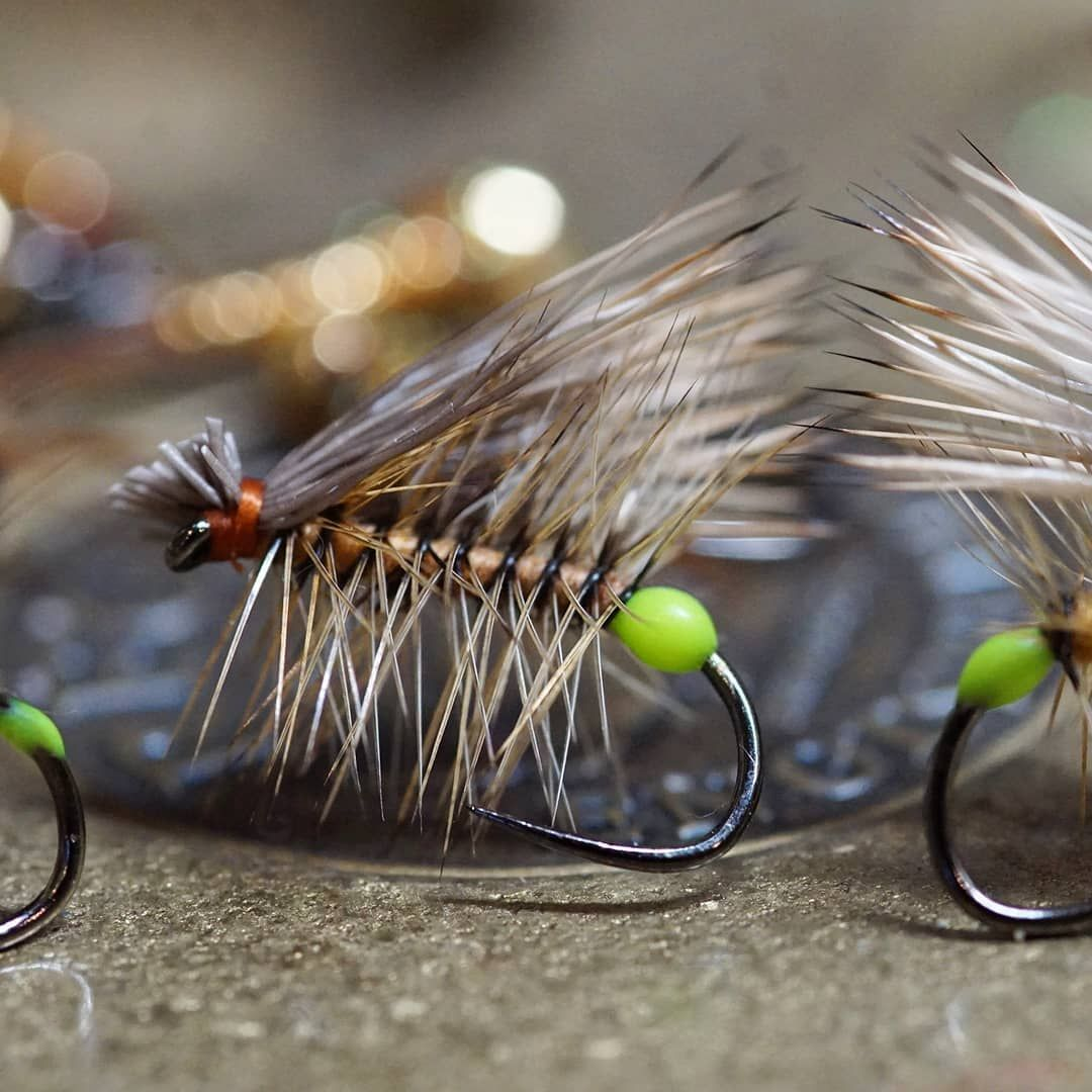 Fly Fishing Flies 12 Beaded Frenchie Nymphs size 16 New Trout Attractor pattern