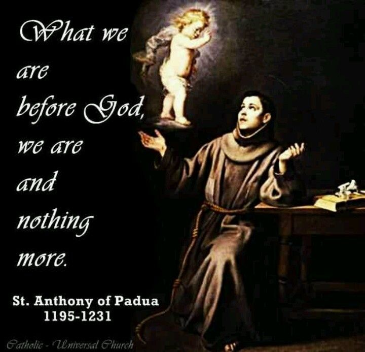Gebet an St. Anthony für die Liebe