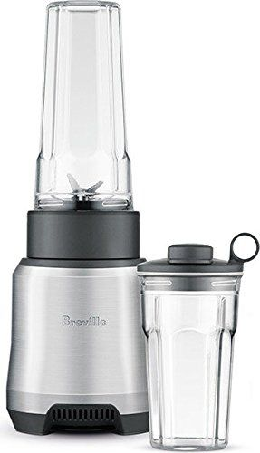 Breville Boss To Go Bpb600bal Kinetix Blade And Bowl System One Size Silver Amazon Great Sale Breville Blender Cool Things To Buy