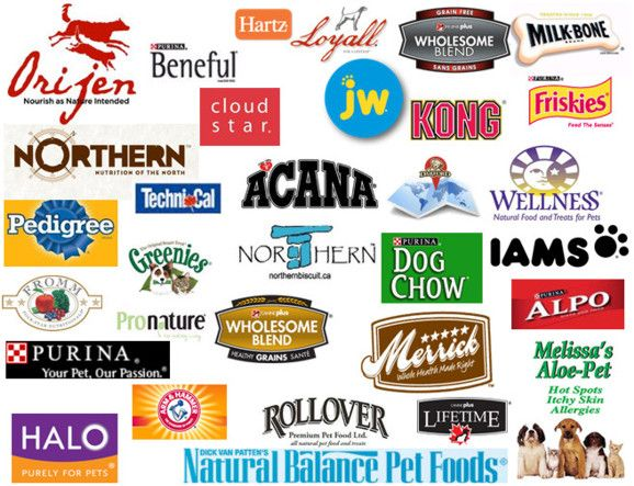 Dog Food Brands Google Search