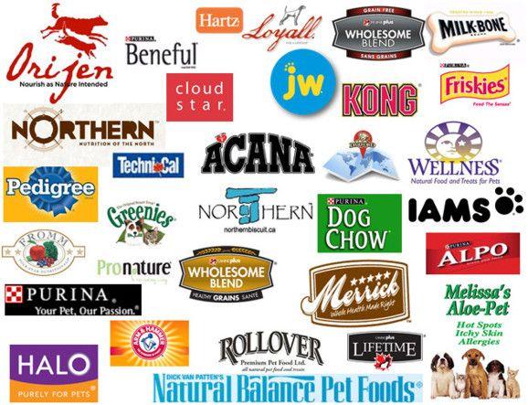 Dog Food Brands Google Search Logos