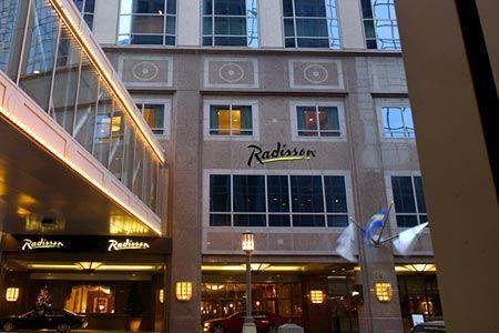 Heading To The Land Of Ten Thousand Lakes Radisson Plaza Hotel Minneapolis Is A