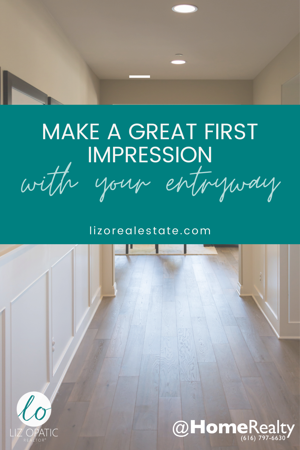 Tips to make your entryway inviting. #homeownership #westmichiganrealtor #westmichigan #grandrapidsmi #grandrapidsmichigan #realestate #homedecor