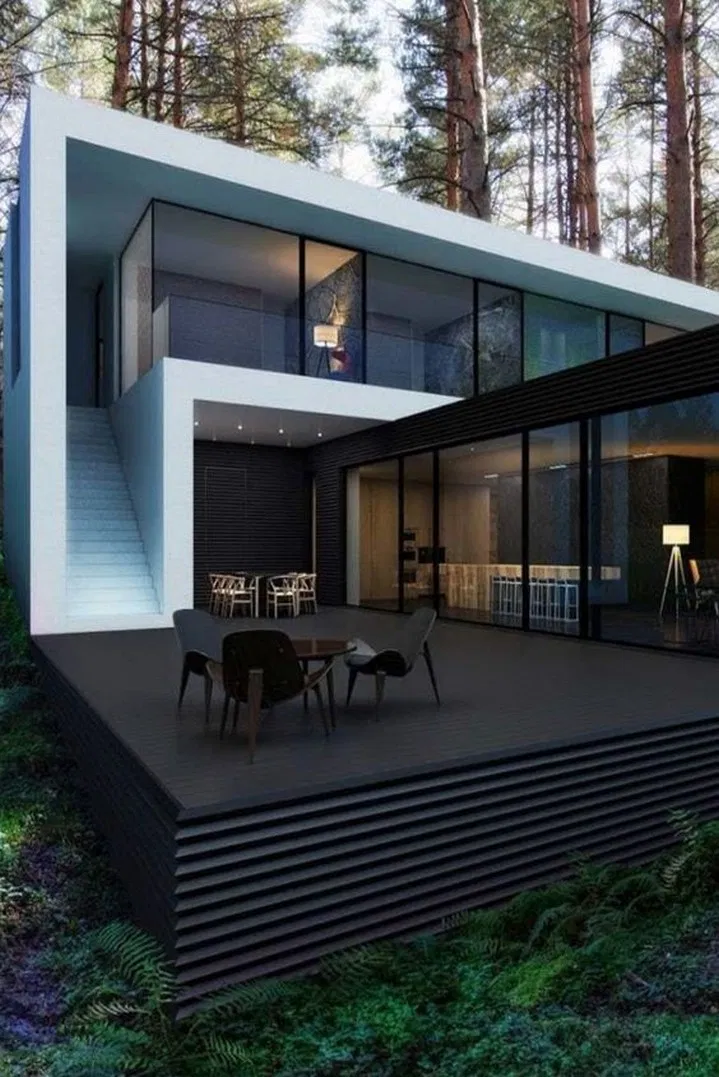 Pin By Sarah Lloyd On House Interior Architecture Design Architecture Design House Design