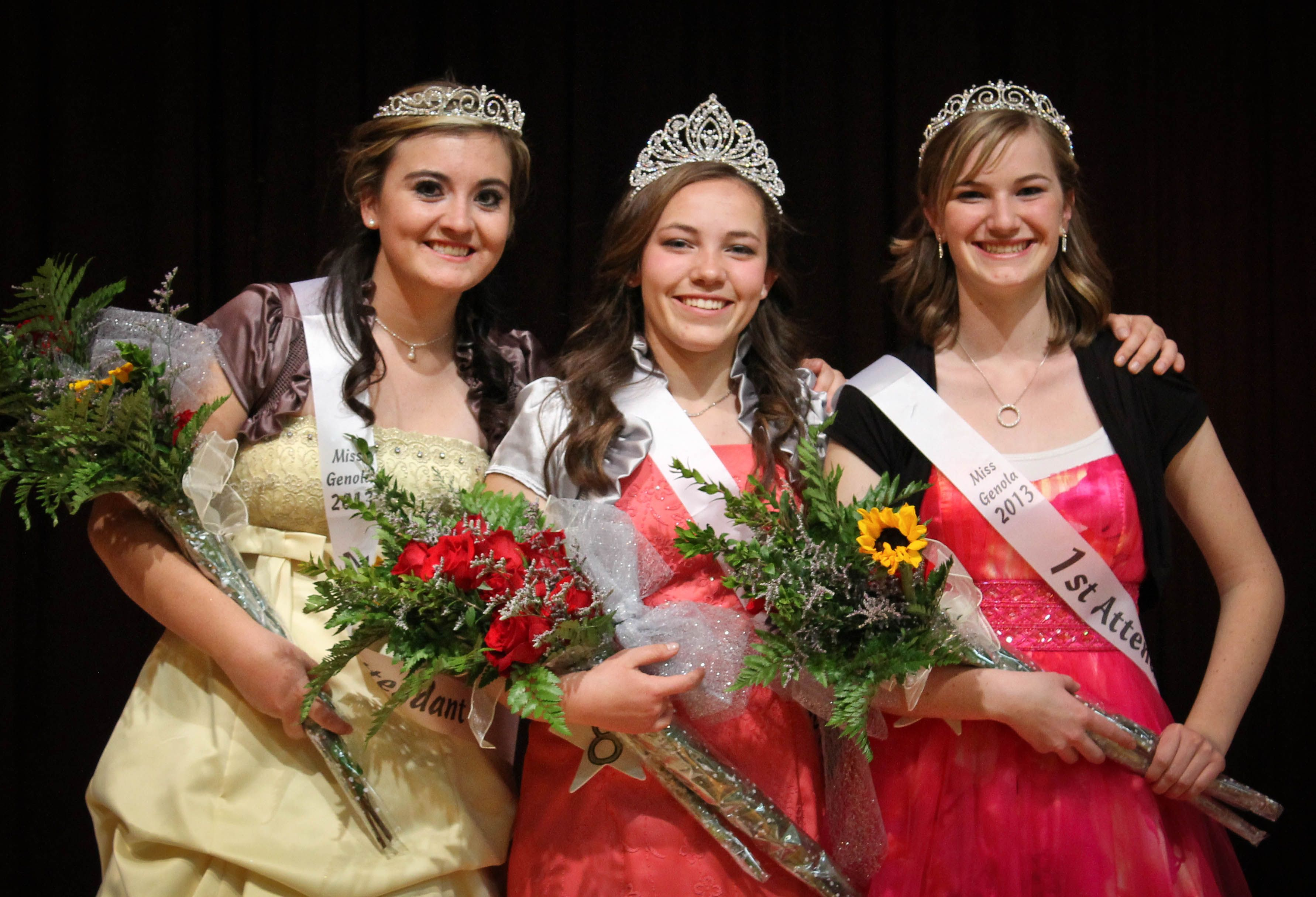 Genola crowns new royalty: http://paysonchronicle.blogspot.com/2013/04/kaitlyn-ward-crowned-miss-genola.html
