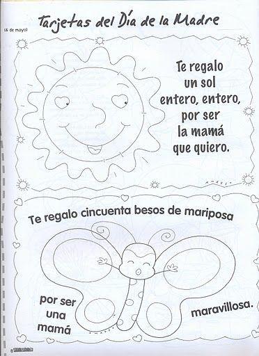 Preescolares Manualidades Día De La Madre Manualidades Día De Las Madres Tarjetas Del Día De Las Madres Dia De Las Madres