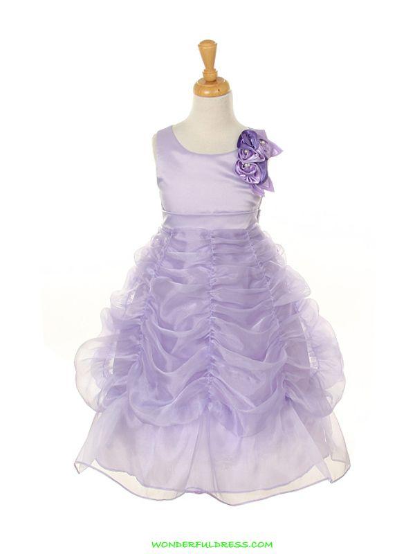 Lavender Flower Girl Dresses   Flower Girl Dresses, Communion Dresses, Pageant Dresses - Lavender ...