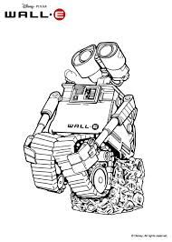 Pixar Wall E Activity Sheets Google Search Wall E Love