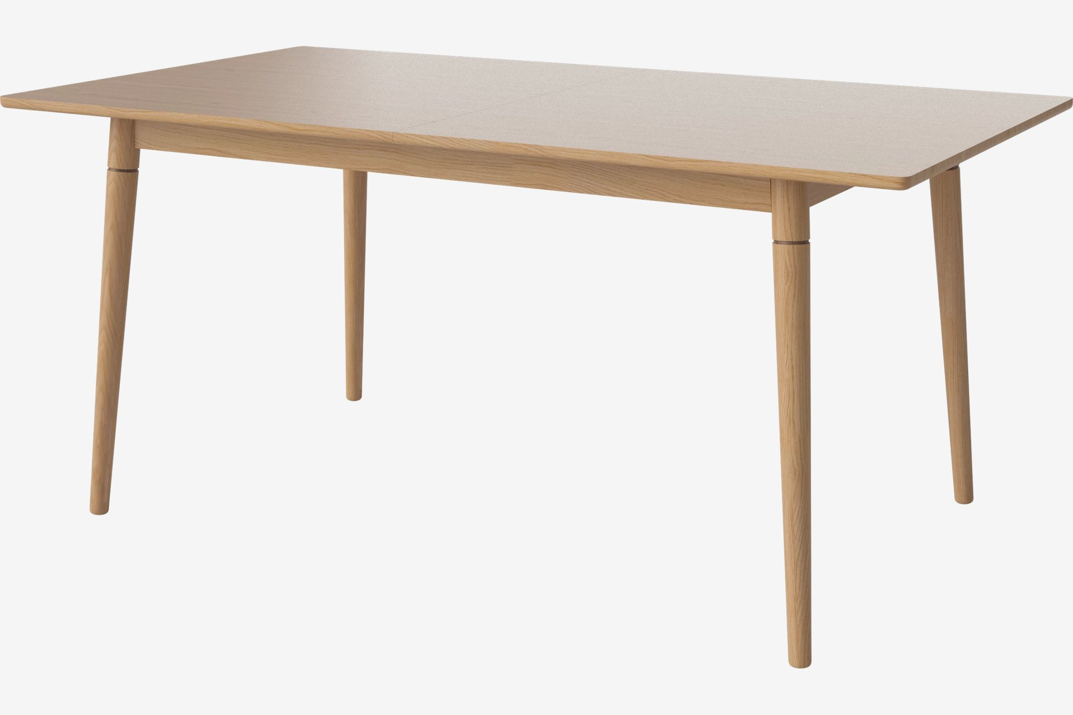 New Coney Dining Table Glismand Rudiger Top In White Laminate