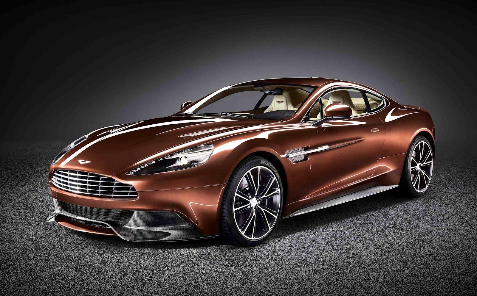 ... Car+Travel Magazine: Aston Martin