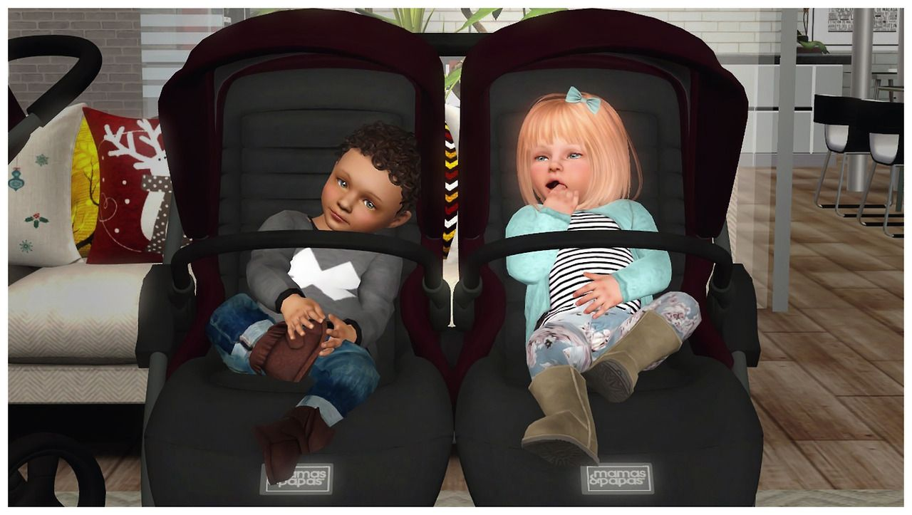 Sims 4 Toddler Stroller Mod My New Stroller Is Finally Available For Download Sims
