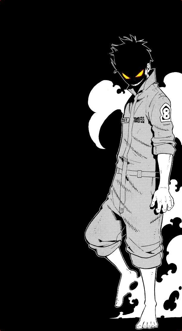 炎炎ノ消防隊」おしゃれまとめの人気アイデア|Pinterest |大翔