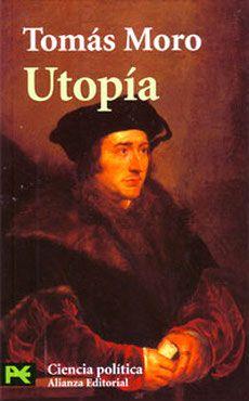 TOMÁS  MORO  |  UTOPIA   |  1516  |