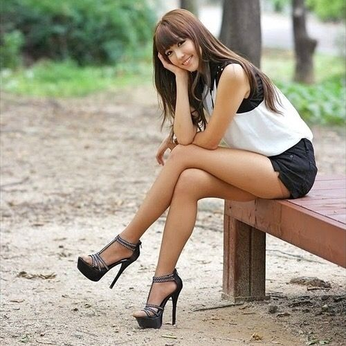 Nice Asian Legs
