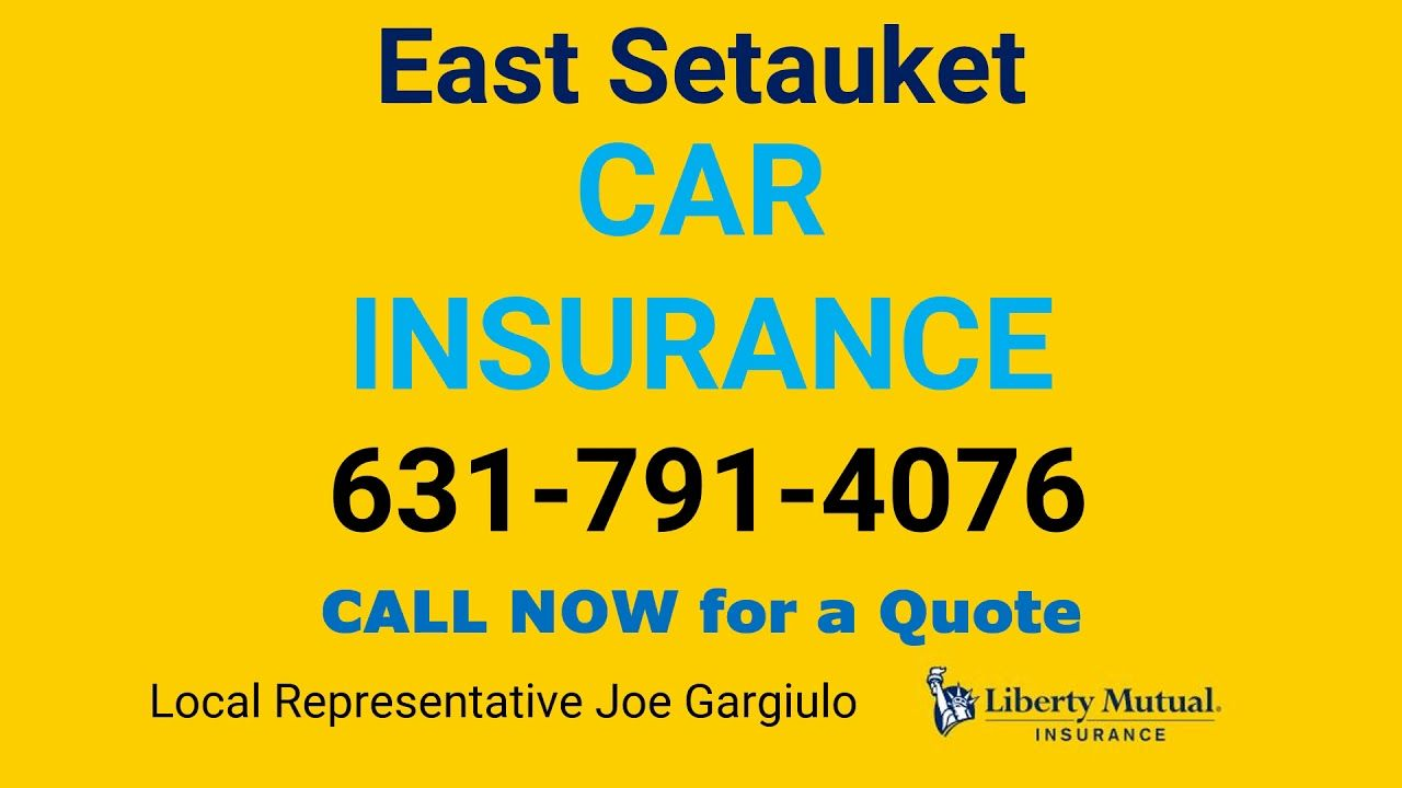 East Setauket Car Insurance 631 791 4076 In 2020 Car Insurance