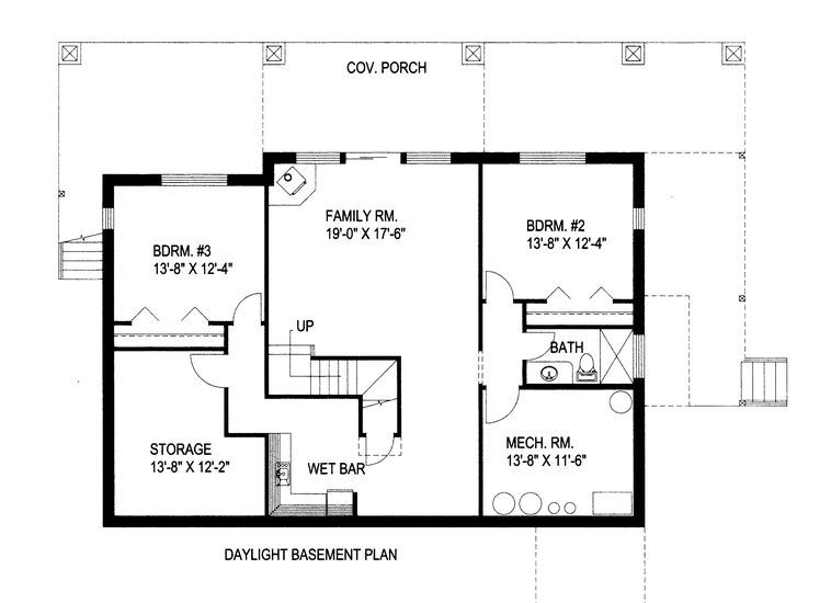 Hpm Home Plans Home Plan 001 3236 House Plans House Floor Plans How To Plan