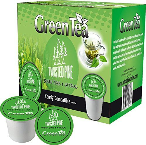 Twisted Pine Coffee Green Tea Single Serve Cups For Keurig K Cup Brewers 40 Count Check This Awesome Image K Cup Green Tea Single Serve Breakfast Blend