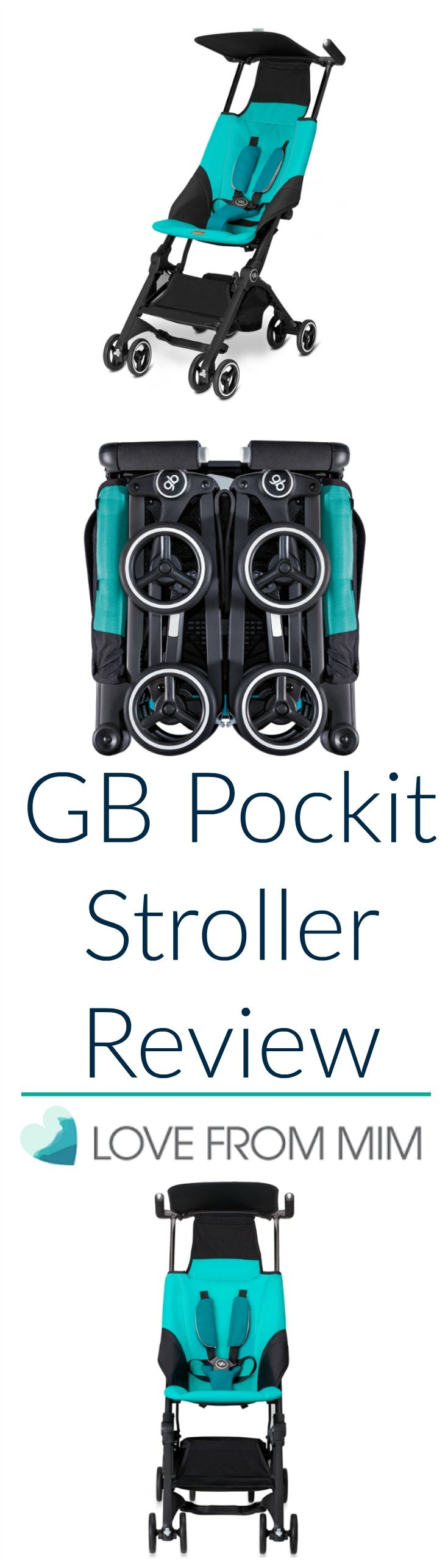 GB Pockit Stroller Review Travel stroller, Best