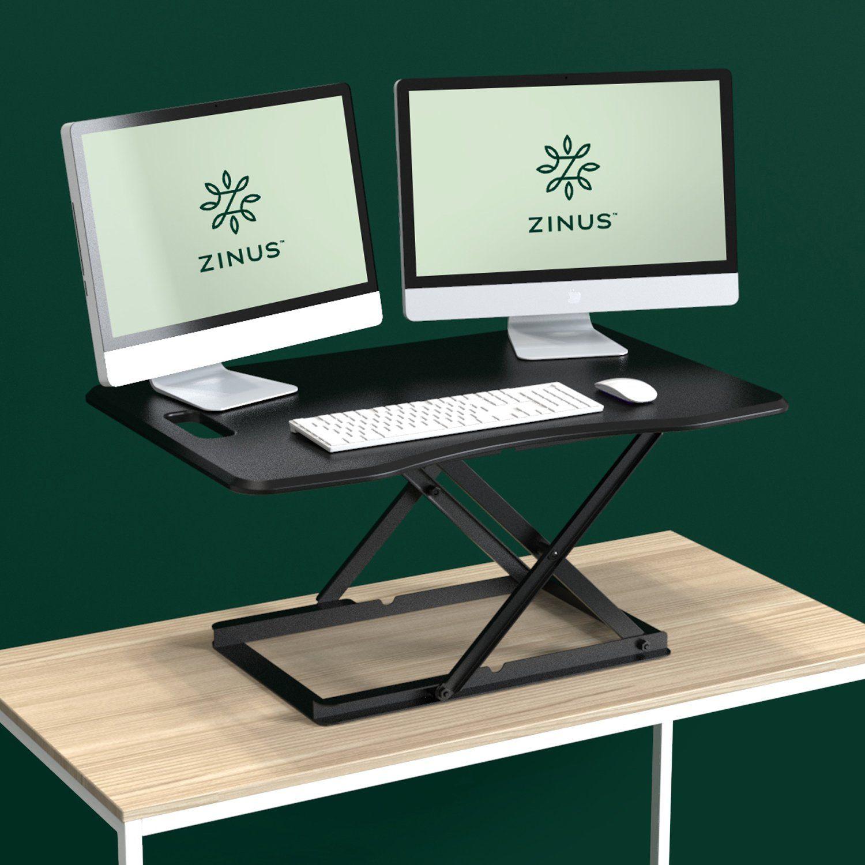 Zinus Smart Adjust Standing Desk Adjustable Height