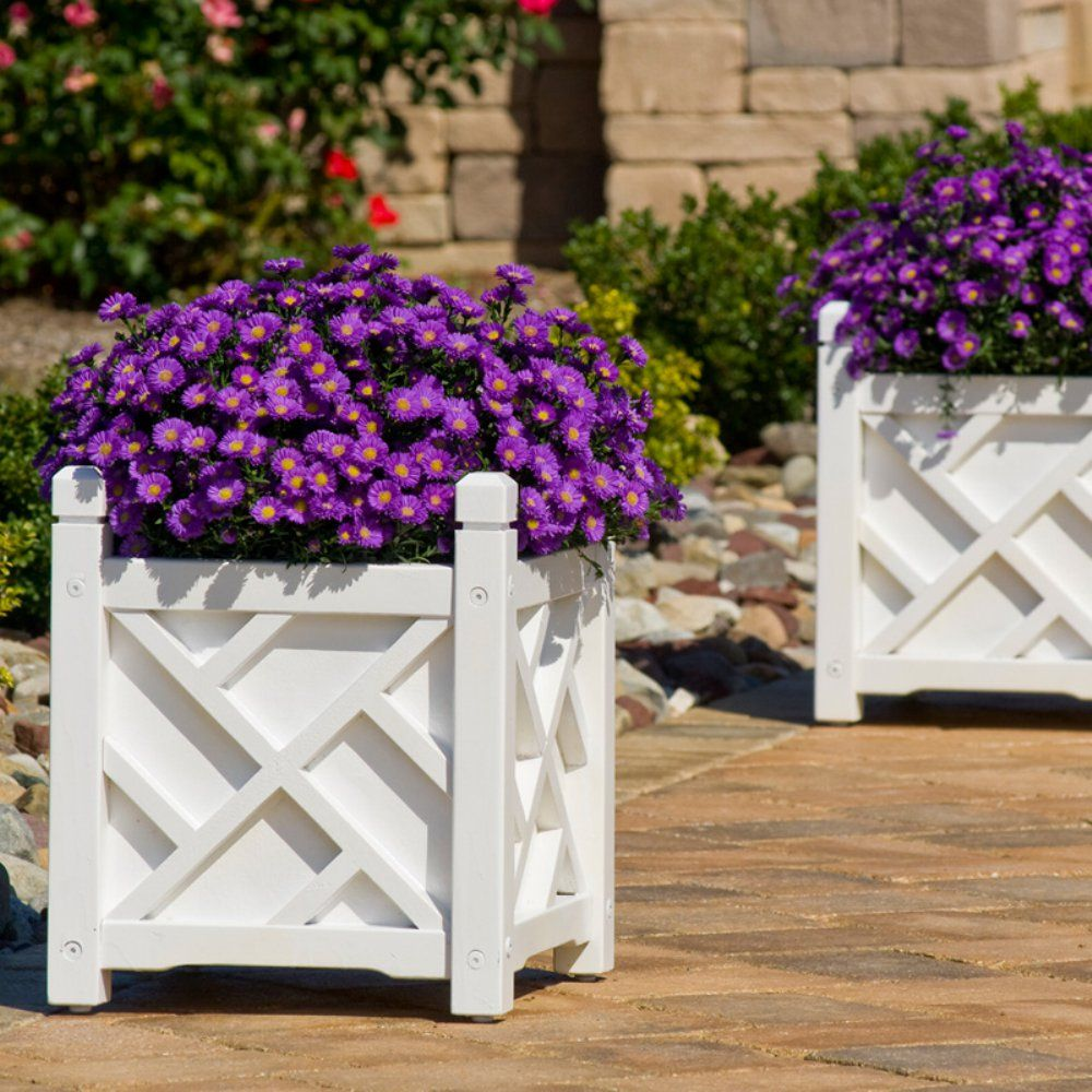 Items similar to Unfinished Wooden Basket - Planter ...   Unfinished Wood Planter Boxes
