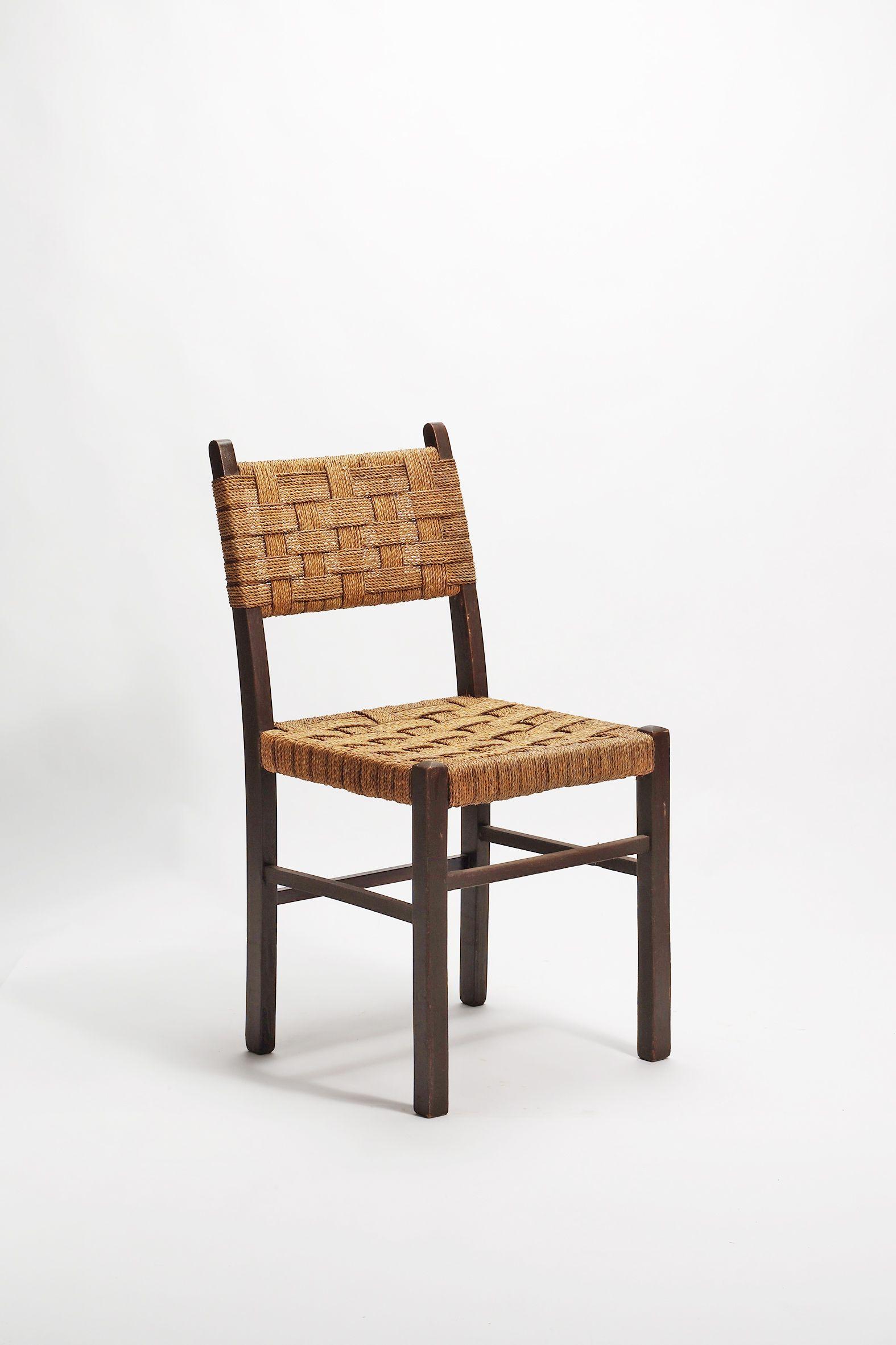 Franz Schacherl Stuhl Fur Das Siedlungsbauamt In Wien Um 1927 Stuhle Furniture