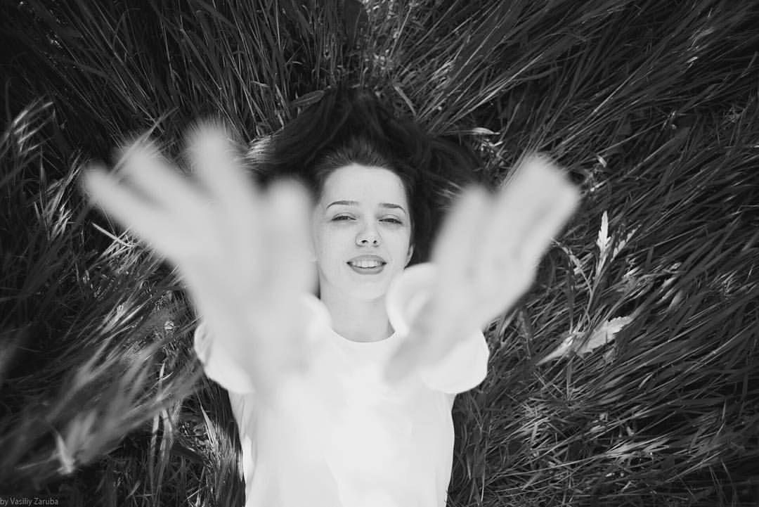 Masha в Instagram: «#girl #photo #beauty #nature #happyday»