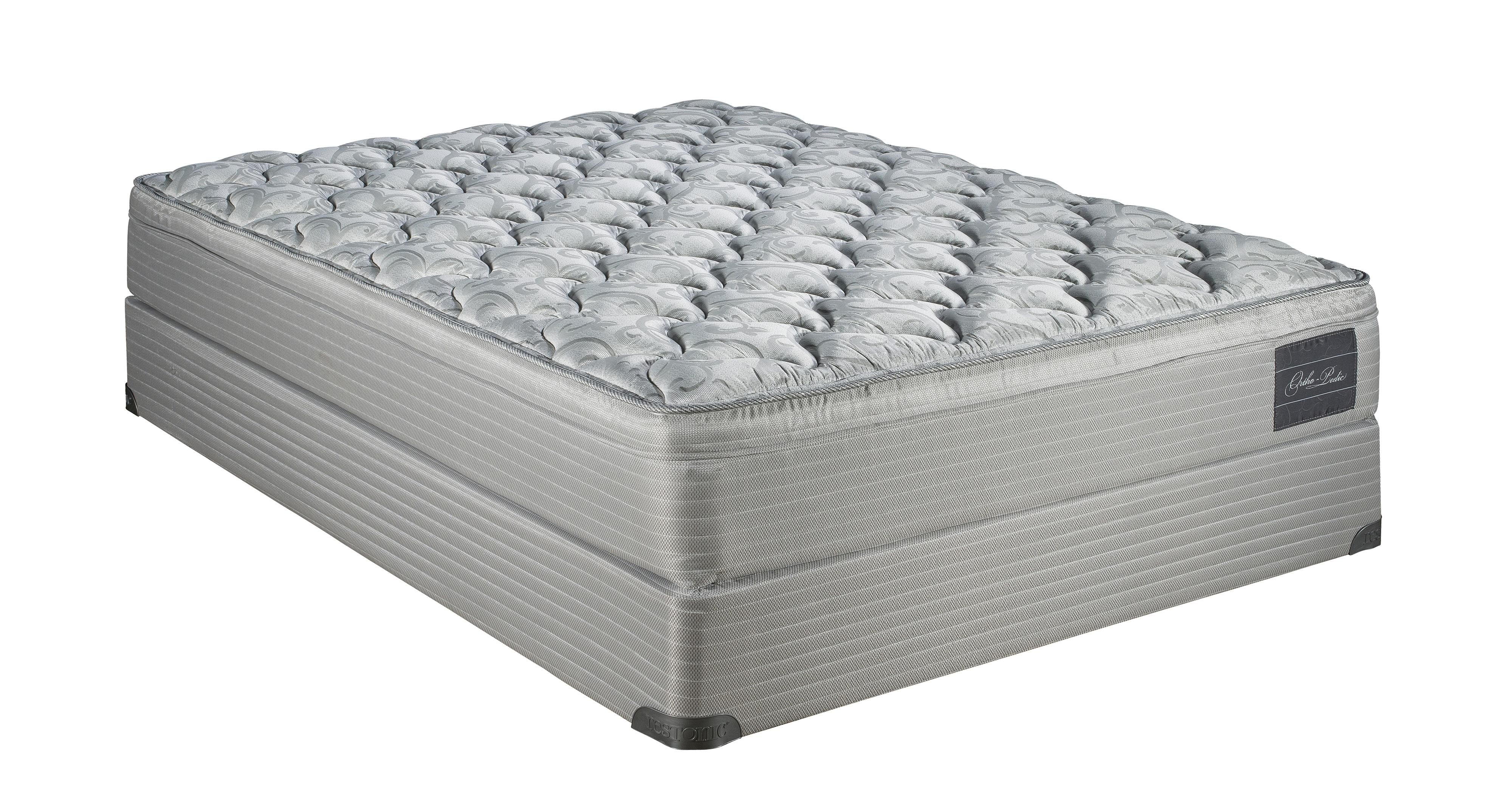 grace twin super plush pillow top mattress by restonic home decor
