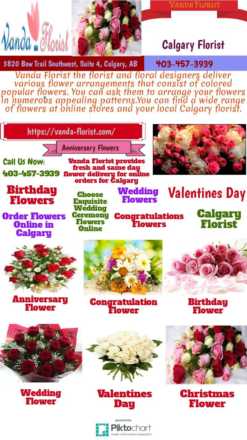 Order flowers online with same day flower delivery in calgary from order flowers online with same day flower delivery in calgary from vanda floristovides fresh flowers for occasions like wedding birthday izmirmasajfo